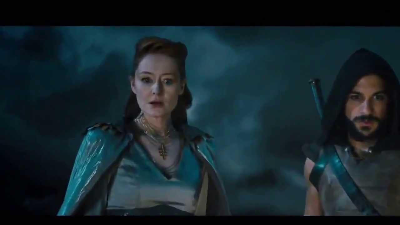 i, frankenstein - official movie clip #3 (2014) [hd] aaron eckhart
