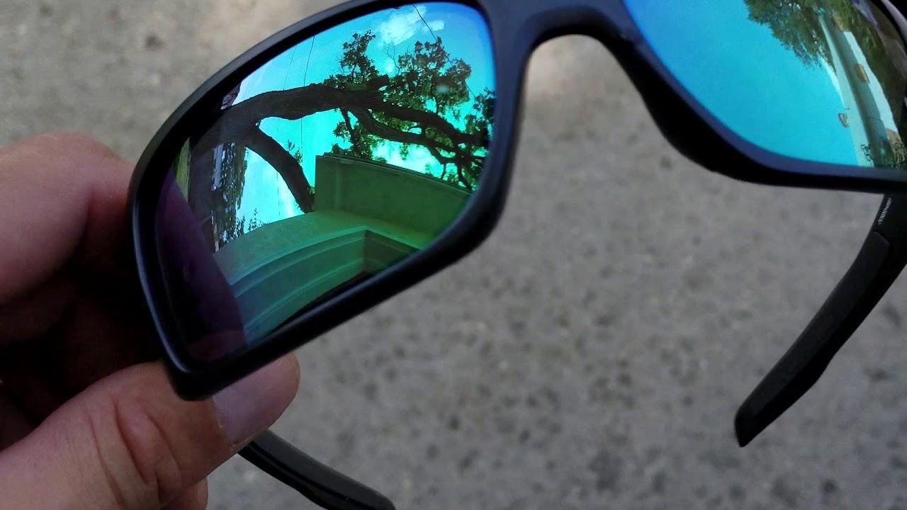 b369720645 Oakley Turbine Prizm Jade Polarized sunglass review - YouTube