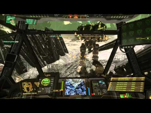 MechWarrior Online: Lance in Formation - SHER Lance Tourmaline Victory