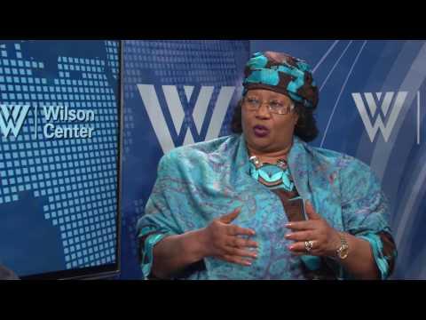 President Joyce Banda Talks About Maternal Health Challenges