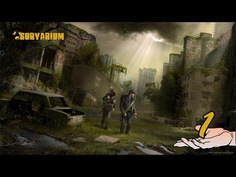 Survarium - Первый забег.