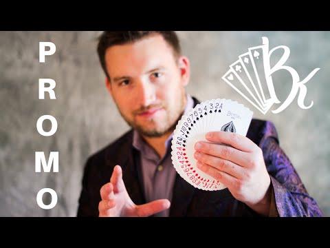 Bryan Kujawa Magician Promo Video 2017