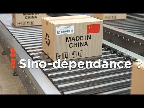 La France est-elle à la merci de l'économie chinoise ? - 28 Minutes - ARTE