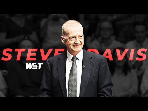 When STEVE DAVIS Outclassed The Wizard | 2010 World Championship Last 16