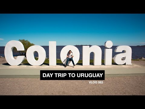 Day Trip to Uruguay - Vlog 83