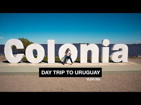 Day Trip to Uruguay - Vlog 83