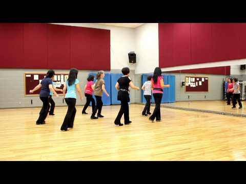 Tell The World - Line Dance (Dance & Teach in English & 中文)