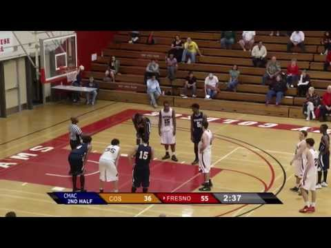 College Basketball: College of the Sequoias vs Fresno City