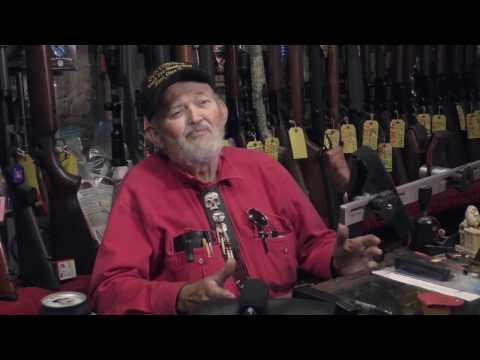 JIM JOHNSON : Owner of Flint Gun Shop in Flint, Indiana