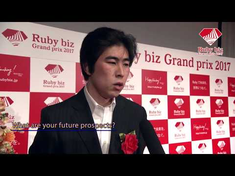 Repro Inc., A Winner Of The Special Prize At The Ruby Biz Grand Prix 2017