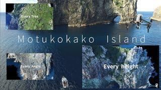 3D modelling Motukokako Island with a drone