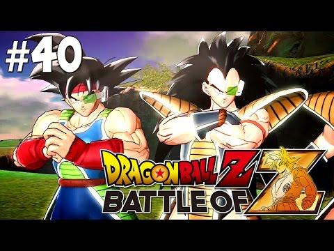 Dragon Ball Z Battle Of Z: Noble Saiyan Blood (Co-op Playthrough #40)