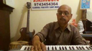 Kanneera Dhare'HOSA BELAKU' kannada 'KEYBOARD'by VISWANATH LS