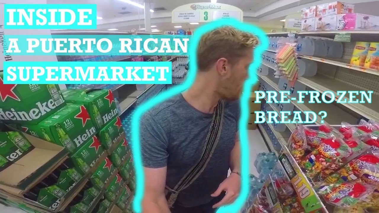 Inside A Puerto Rican Supermarket 111 Days After Hurricane Maria
