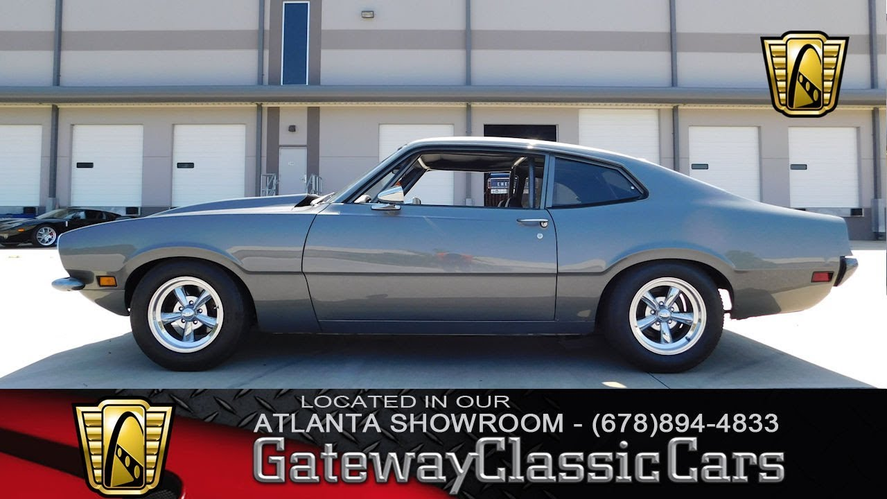 1972 Ford Maverick Gateway Classic Cars Of Atlanta 792 Youtube Wiring Harness
