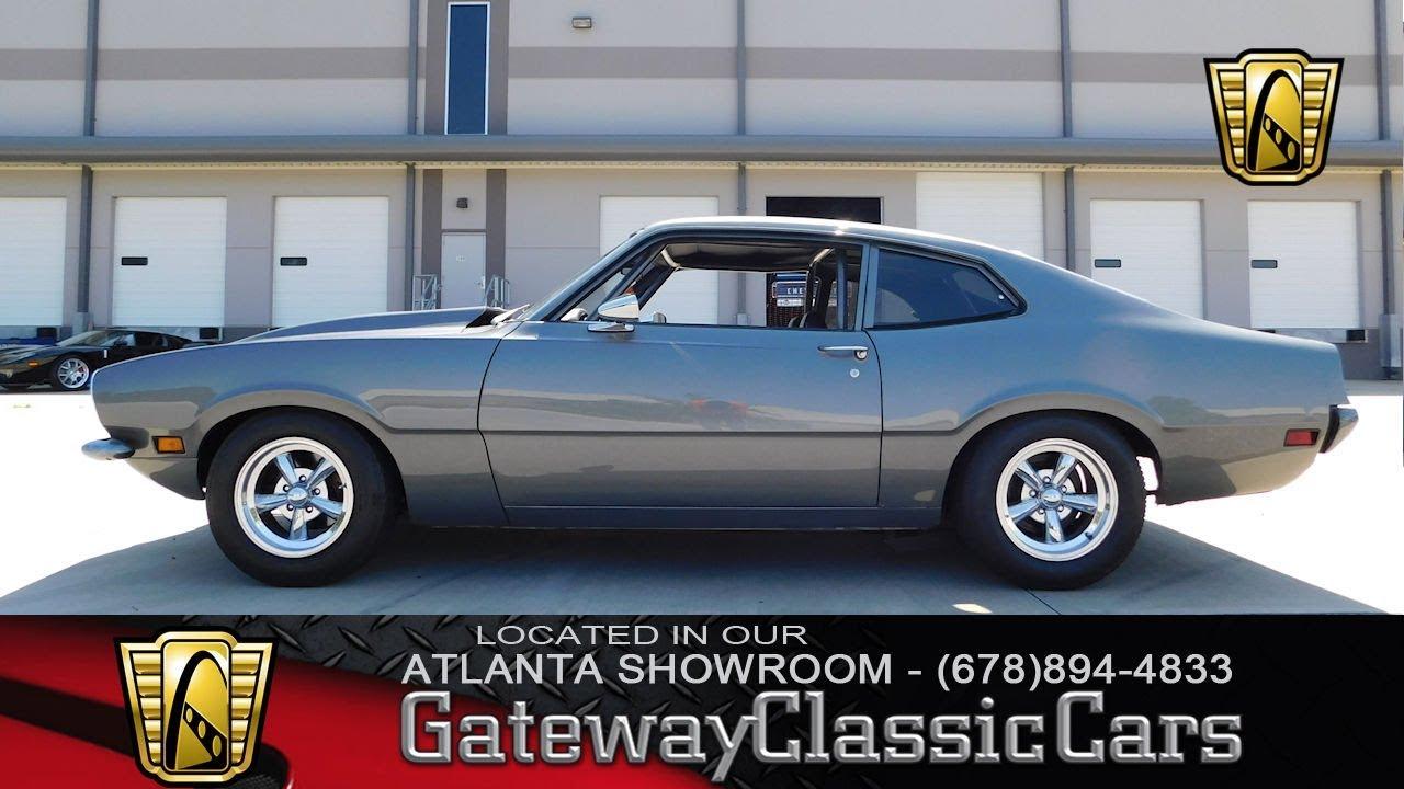 1972 Ford Maverick Gateway Classic Cars Of Atlanta 792 Youtube Wiring Harness