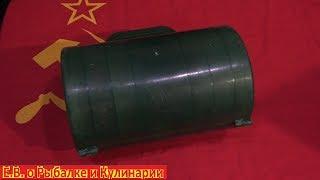 Набор летних жерлиц из СССР.Советский набор рыболовных кружков для ловли щуки.Что внутри?Смотрите!