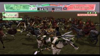 「Kessen 2」 ~ Full Gameplay Part 01 (Liu Bei)