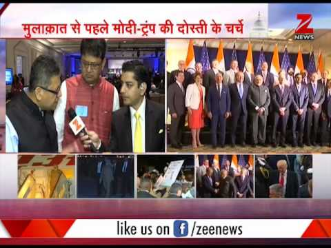 Modi in US: Watch views of Indo-Americans on H1B Visa ahead of PM Modi's address