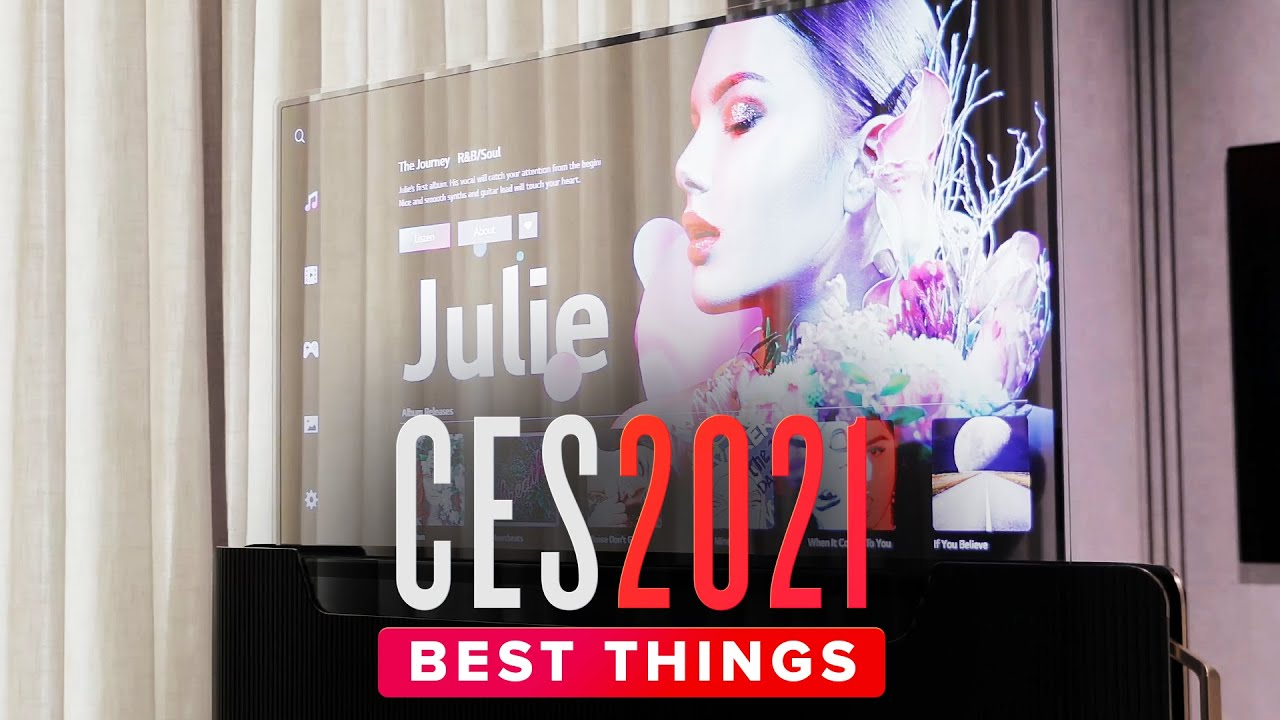 All the best devices we saw at CES 2021