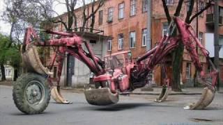 Ikonki motoryzacji - śmieszne samochody