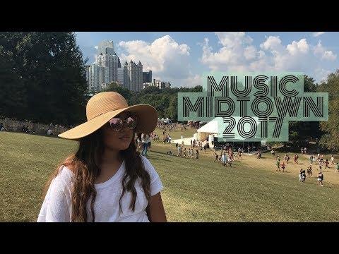 VLOG #3: MUSIC MIDTOWN 2017