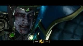 MORTAL KOMBAT 11 Story Mode Intro Cutscene (2019) PS4/XBOX ONE/PC