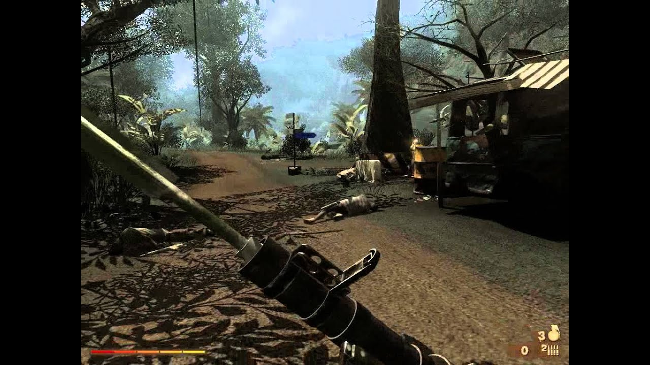 Far Cry 2 Gameplay