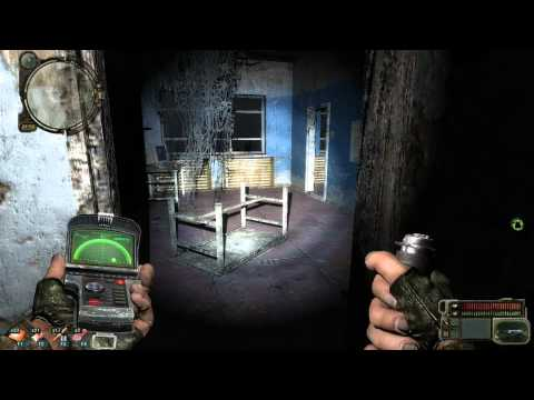 S.T.A.L.K.E.R. Call Of Pripyat Walkthrough - Nitro's Radio's Materials 1080p |