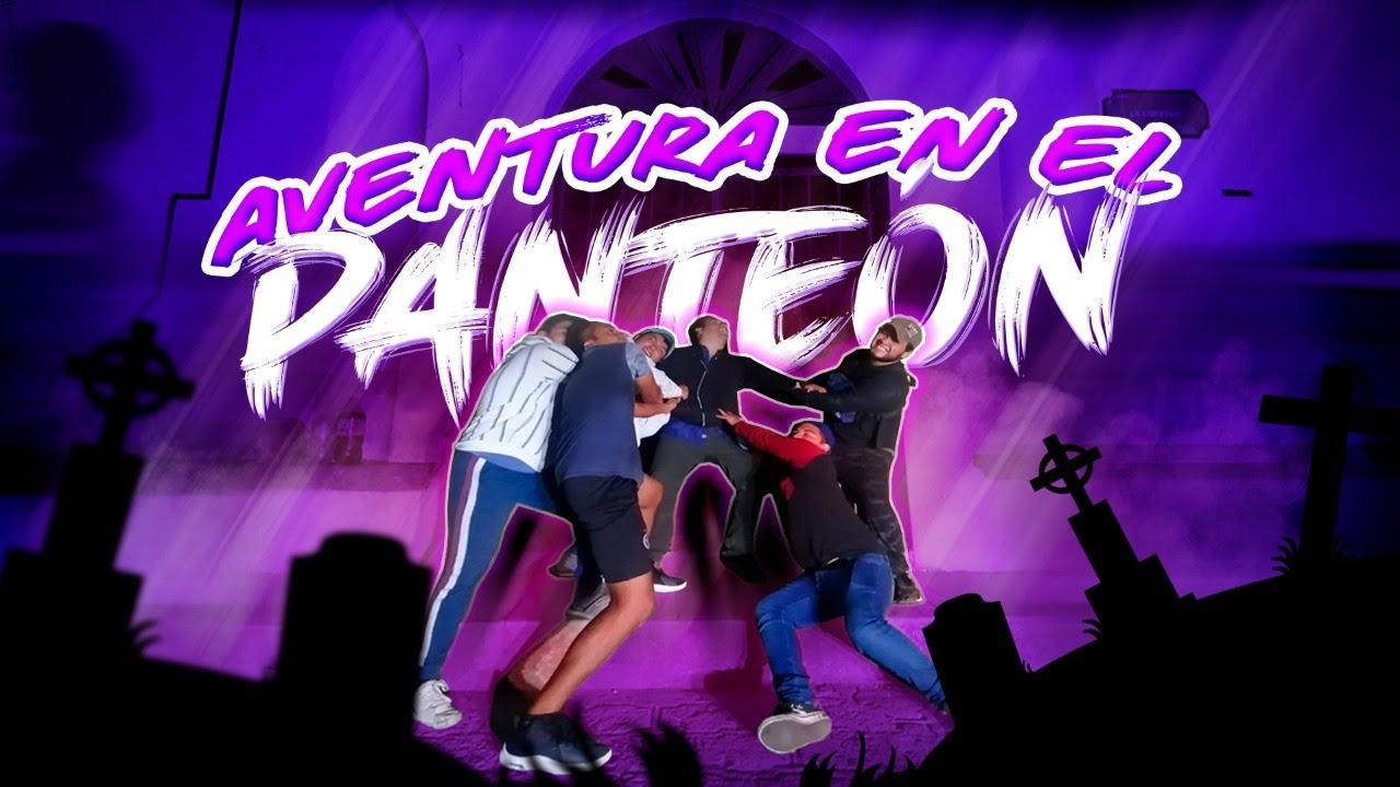 ¡¡AVENTURA EN EL PANTEON!! 👻 🧟♂️