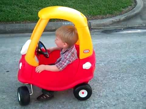 Little Tikes Cozy Coupe Review