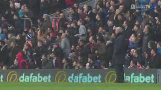 Jose Mourinho applauds Danny Graham