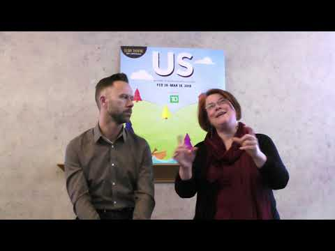 Kelley Jo Burke and Jeffery Straker Discuss the Cast of Their Musical Us