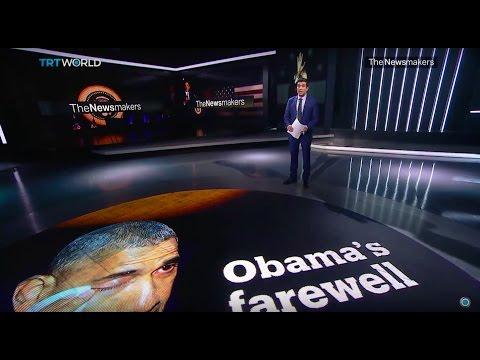 The Newsmakers: Iran after Rafsanjani and Venezuela's cash crisis