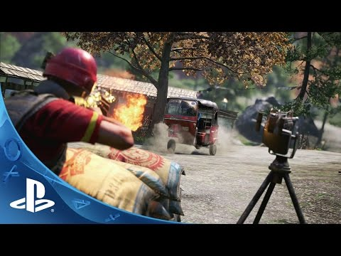 Far Cry 4 Trailer Welcome To Kyrat Part 1 Lowlands Ps4 Ps3 Youtube