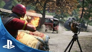 Far Cry 4 Trailer:  Welcome to Kyrat – Part 1: Lowlands | PS4, PS3