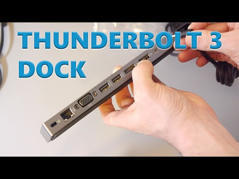 HP ZBook Thunderbolt 3 Docking Station (P5Q58AA) - A Problematic Mess
