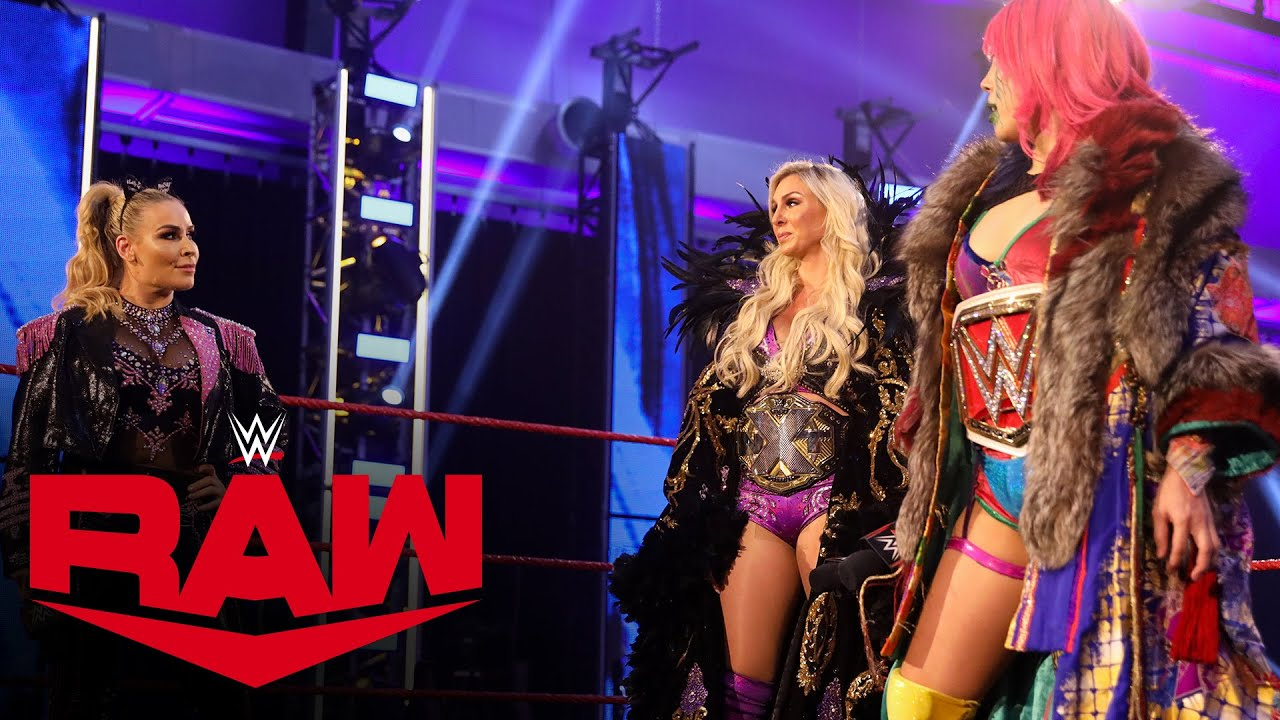 "Asuka joins ""The Kevin Owens Show"": Raw, May 25, 2020"