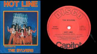 Watch Sylvers Hot Line video