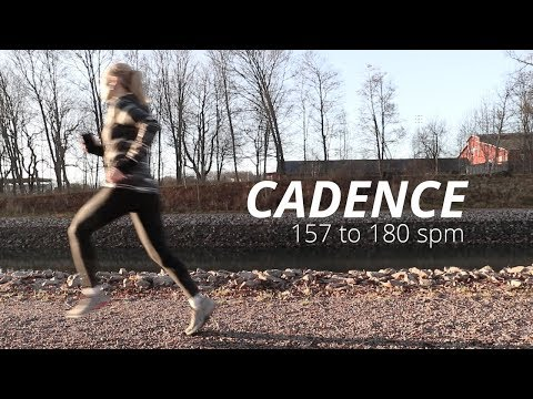 Cadence: First Time Running at 180 spm