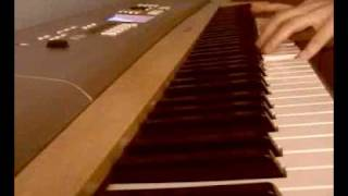 Bonnie Raitt: Feels Like Home (piano cover)