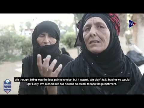 """Syriennes""-- Syrian Women Under the Rule of Bashar Assad"