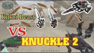 Bình Luận Cf : knuckle 2 Cân Hết Kukri-beast