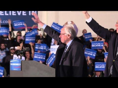 Sanders wins New Hampshire Democratic primary