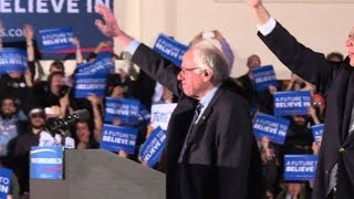 Sanders wins New Hampshire Democratic primary