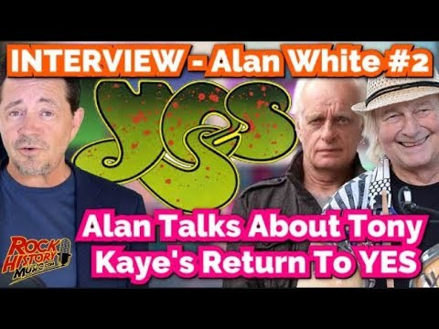 : Alan White Talks About Tony Kaye's Return to Yes