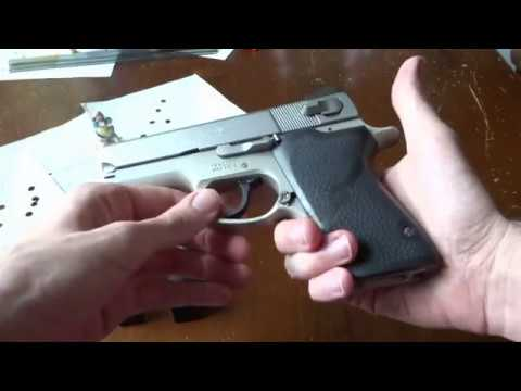 SMITH AND WESSON 4013 (.40 Cal) ~ Review! 90's cool.