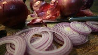 Красный маринованный сладкий лук | Как приготовить Маринованный Лук к шашлыкам и закускам