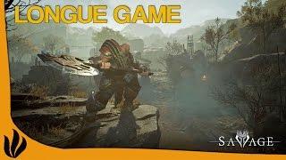Savage Resurrection FR #3: LONGUE GAME AVEC LES HUMAINS