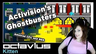 Ghostbusters Games Retro Review - Amstrad and NES - Octav1us